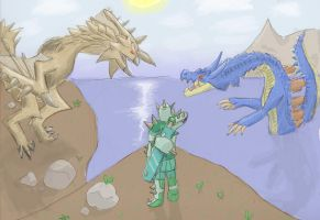 Monster hunter 3 picture by FanNamed