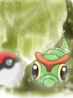 Caterpie - Object of Wonder by roddz-art
