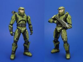 McF Master Chief - Simple Edits 2 by Lalam24
