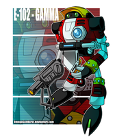 E-102-Gamma by OmegaSunBurst