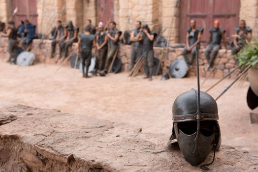 Unsullied Helmet - Game of Thrones by GOTstockimages