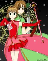 Sakura and Syaoran: The Sealed Card by Charlotte-Holmes