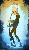 Jack Frost by uuber
