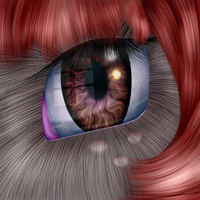 NightmareDerpy Eye Shot Commission Animation by NightmareDerpy