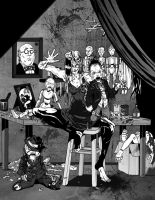 The Ventriloquist by TardisTailz700