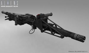 M 56 Smartgun by paulelder
