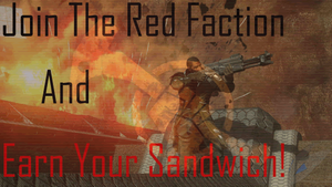 Red Faction Advert by Malanok
