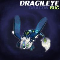Dragileye by ShinyGazza