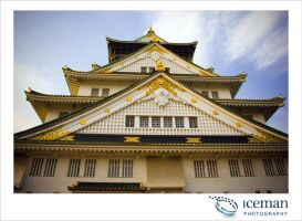 Osaka Castle 04 by IcemanUK
