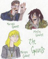 The Gaunts by SpellCasting