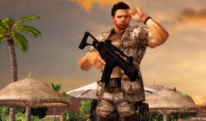 Desert Storm Casual (Re-Updated 2) by bstylez
