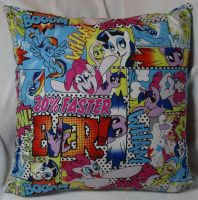 My Little Pony Pillow 4 by quiltoni