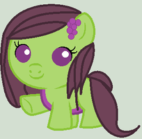 Grape Foal by Dulcet-Adopts