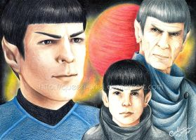 3 Times Vulcan by Queen-Uriel
