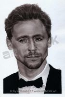 I See You - Tom Hiddleston by arthawk87
