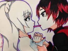 .:White Rose - Pocky:. by Barriss-Girl97