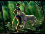 Cats In Jungles + video by Silverbloodwolf98