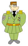 Fant.: General Buck Scott by MouseAvenger