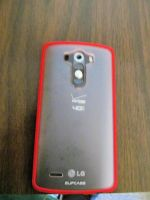 My LG G3 Cellphone with Case 2 by BigMac1212