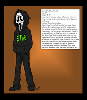 HH Characters - Stu by HH-HorrorHigh