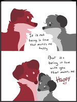happy love by Chargay