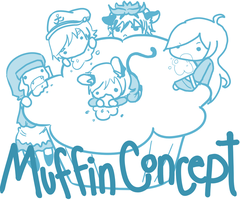 MUFFIN CONCEPT by MyaChan13