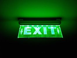 What is your Exit Strategy? by OrsatUrsusActos