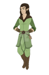 Greensie Elf [CLOSED] by WizardyAdopts