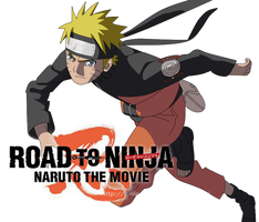 Naruto: Road to a Ninja by NinjaMia