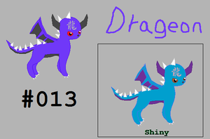 #013 Drageon by thecat1313