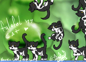 cat falafel shimeji *updated* by reaper334