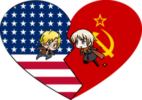 RusUs Cold War Shimeji Heart by LadyAxis