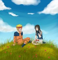Our common Spring by Rachiko