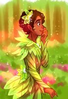 Tiana (Gender bender) by Ripushko