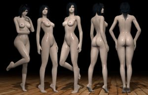 Sandra - Random Poses by OIUnKnOwNIO