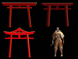 4Japanese Incendia STL Meshes by Tate27kh