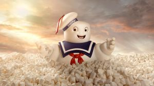 Stay Puft by glennmeling
