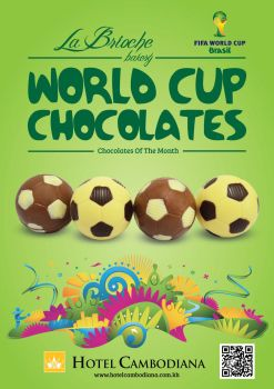 World Cup Chocolate by somsokal