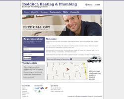 Redditch Heating and Plumbing by ditch-designs