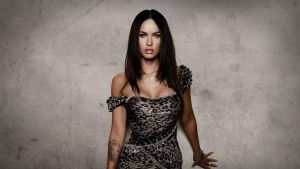 Megan Fox Project2 by Speedz0r