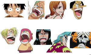One piece: Crying by Spartandragon12