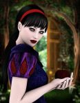 Snow White by chanandra