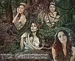 The Goddesses by SonofWar001