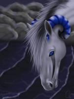 Nuadha - Speed Painting by Alcina24