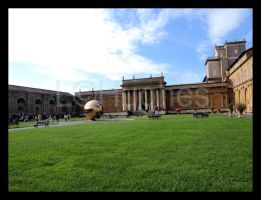 Vatican Museum by lehPhotography