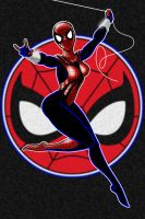 Spider Girl Prestige Series by Thuddleston