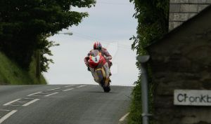 IoM TT races Gary Johnson by ManxTurty