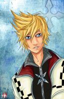 Roxas by WiL-Woods