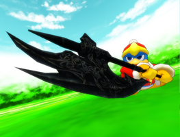 MMD: Dedede's Got A Question to Axe by rubexbox