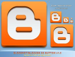 Blogspot 3D Button v1.0 by Ragnarokkr79